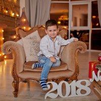 Новогодняя сказка Тёмочи... :: Кристина Беляева
