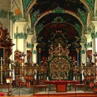 Собор аббатства св. Галла :: Александр Корчемный
