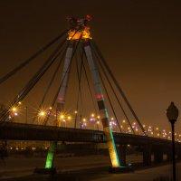 Мост через Шексну :: Наталья Левина