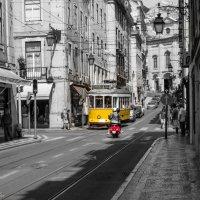 Трамвайчик :: Константин Шабалин