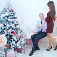 Новогодняя нежность :: Янина Пис