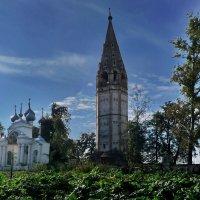 Церковь Успения Пресвятой богородицы в  Б. Всегодичах! :: Владимир Шошин