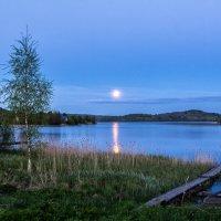 И снова про белую ночь и полную луну :: Сергей В. Комаров