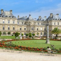 Париж,Люксембургский дворец :: Наталия