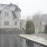 То снегопад, то ливень проливной :: Татьяна Кадочникова