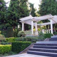 Площадка для отдыха на лестнице Раевского :: Валерий Новиков