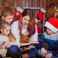 Они такие классные !!!! Мои новогодние Кирилл, Ксюша, Катюша и Захар!! :: Кристина Беляева