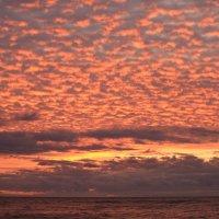 Небо после заката :: valeriy khlopunov