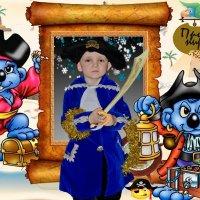 Пират :: Лада Солонская