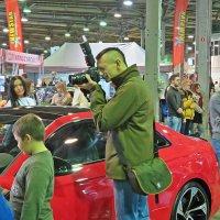 """А  вот  и  наш брат фотограф  с  планеты  """"  Таукита""""! :: Виталий Селиванов"""