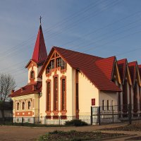 Лютеранскмя церковь. Саранск :: MILAV V