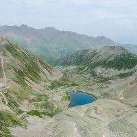 """Вид на """"Мухинское озеро"""", с вершины """"Шобайдак"""" :: Диана"""