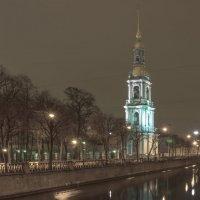 Крюков канал. Колокольня Никольского собора. :: bajguz igor