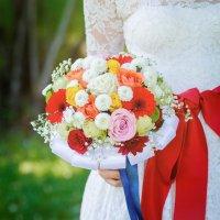 Свадебный букет :: Николай Позиненко