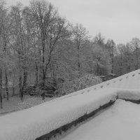 А снег идет. .. :: Юлия Закопайло