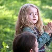 взгляд маленькой королевы :: Олег Лукьянов