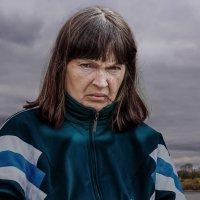 Дама в спортивном костюме :: Nn semonov_nn