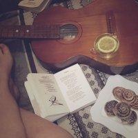 Ничего не говори...Реальна только музыка... :: Олеся Авезова