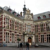 Университет Утрехта (Universiteit Utrecht) :: Елена Павлова (Смолова)
