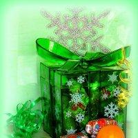Сладкий подарок. :: nadyasilyuk Вознюк