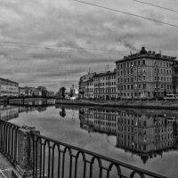 Набережная реки Фонтанки(Санкт-Петербург) :: Игорь Свет