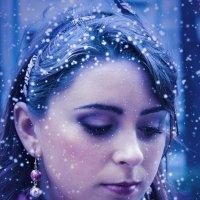 Первый день зимы. :: Роман Маркин