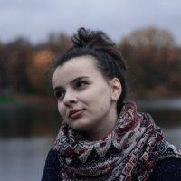 взгляд задумчивого ребёнка :: Валерия Потапенкова