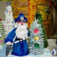 Дед Мороз на службе в ДПС.. :: Анатолий Сидоренков