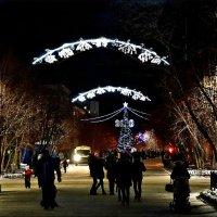 Североморск. В перспективе - Новый Год... :: Кай-8 (Ярослав) Забелин