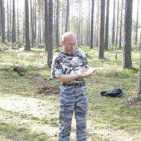 Лесной тренинг :: Вадим Старовойтов