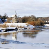 Лёд садится. :: Нина Бурченкова.