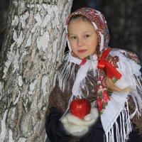Настенька... :: Анастасия Гаряева