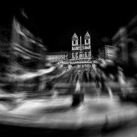 Рим,площадь Испании, Санта Тринита деи Монти :: Олег Семенов