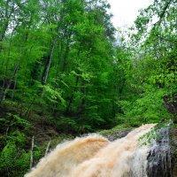 Водопады реки Руфабго :: ГраВИ ©