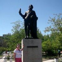 Памятник А.С.Пушкину :: Svetlana Lyaxovich