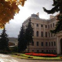 Дворец Творчества юных :: Svetlana Lyaxovich