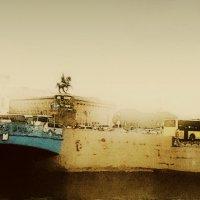 синий мост :: Дмитрий Сажин