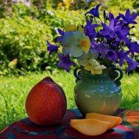 Лето в саду :: Татьянка *