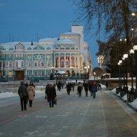 город зажигает огни :: StudioRAK Ragozin Alexey