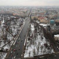 Каменноостровский проспект :: Odissey