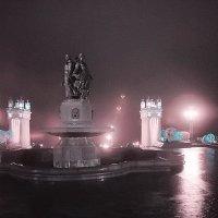 Город в декабре :: Alexander Varykhanov