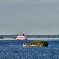 В шведских территориальных водах :: Valeriy(Валерий) Сергиенко