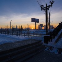 Закат :: Александр Ширяев