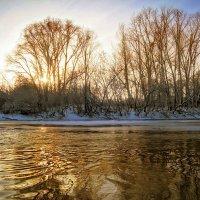 Как коротки декабрьские дни.. :: Андрей Заломленков