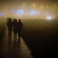 Туман, туманище... :: Павел Бутенко