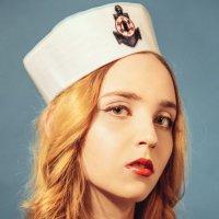 морячка :: Анастасия Сомик