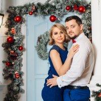 Love story на крыльце Смоленск :: Мария Зубова