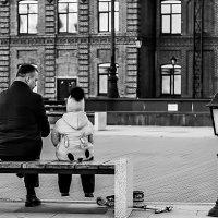серьезный разговор... :: Олег Семенов
