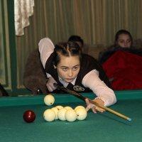 лера конева -призер новогоднего турнира :: виктр леонидович кухарук