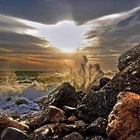 солнечный ангел пролетая ... :: viton